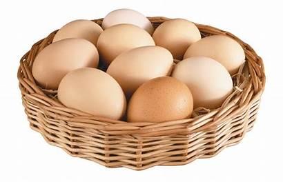 Basket Eggs Clipart Transparent Graphic Stickpng