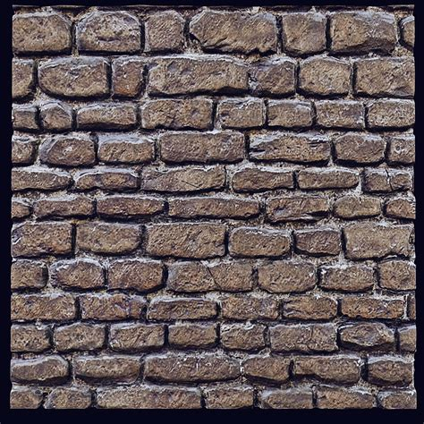 brick tile wall brick wall tile 3d model max cgtrader com