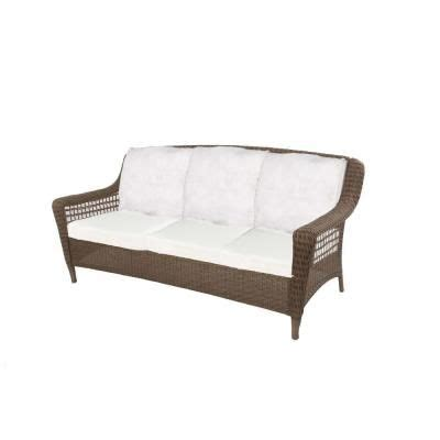Arlington House Jackson Patio Loveseat Glider by 1000 Ideas About Hton Bay Patio Furniture On
