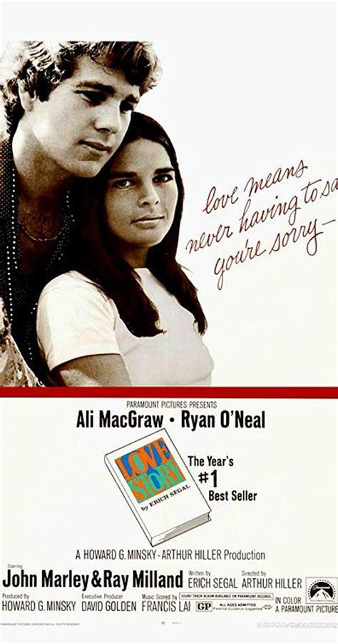 Love Story (1970) Imdb
