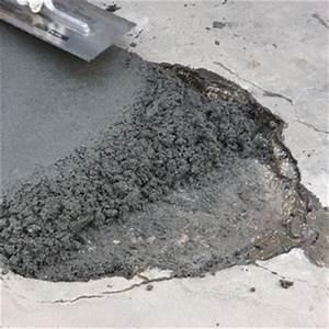 Oprava betonu v garáži