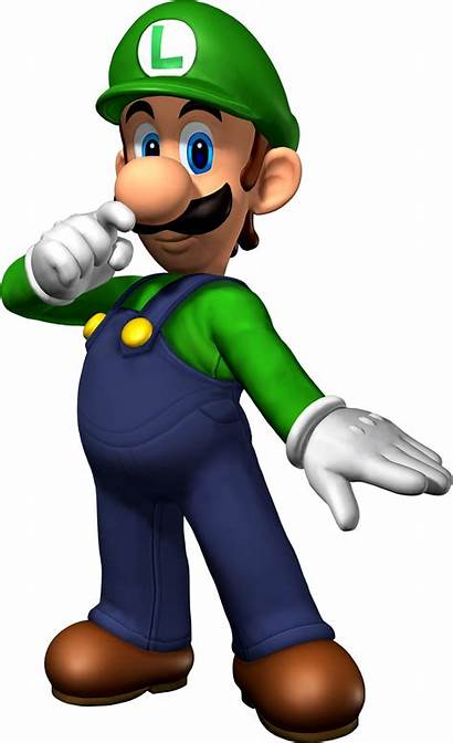 Luigi Mario Clipart Artwork Nintendo Kart Wikia