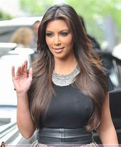 blowout kim kardashian | Looks - Hair - Blowout ...