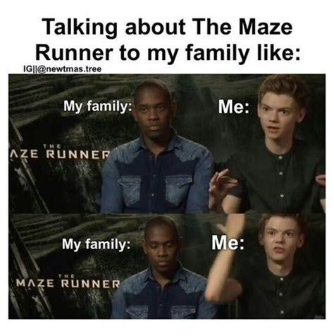 The Maze Runner Memes - maze runner images fanart memes talking about the maze runner meme wattpad