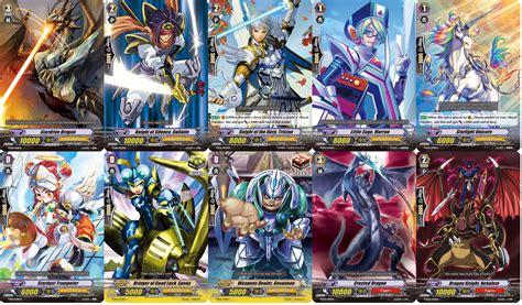 anime cardfight vanguard cardfight vanguard flash fight deck giveaway anime