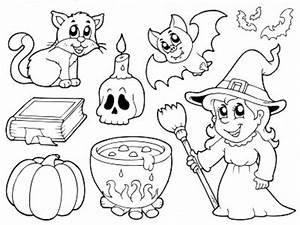 Dessin Facile Halloween : dessin sur halloween ~ Melissatoandfro.com Idées de Décoration