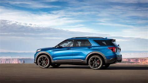 2020 ford explorer design 2020 ford explorer st wallpapers hd images wsupercars
