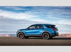 2020 Ford Explorer ST Wallpapers & HD Images WSupercars