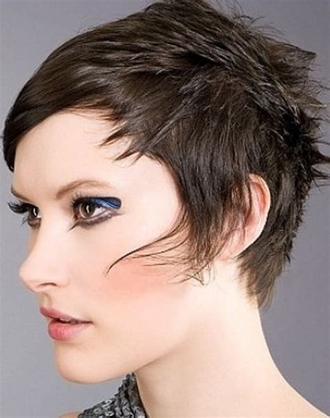 Short Punk Hairstyles For Women Circletrest