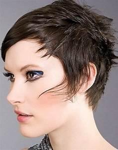 Short Punk Hairstyles For Women CircleTrest