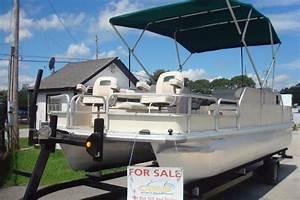 Pontoon Voyager Boats For Sale