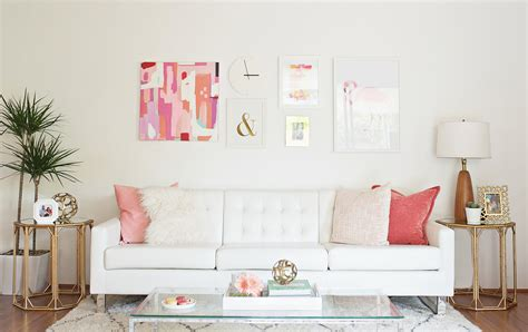 Chic Living Room Decorating Ideas And Design 7 Chic: MELISSA JOHNSON'S MODERN LIVING ROOM MAKEOVER