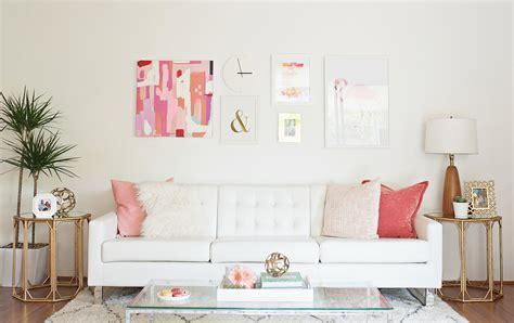 Melissa Johnsons Modern Living Room Makeover Best