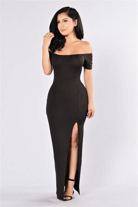 Like New Dress - Black