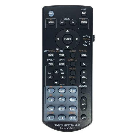 For Kenwood Receiver Remote Control Ddx