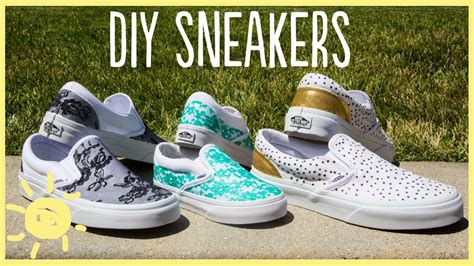 Lace Sneakers (cute And Easy!!)