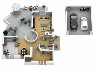 Haus Raumaufteilung Beispiele : individuelle grundrisse f r einfamilienh user ~ Lizthompson.info Haus und Dekorationen