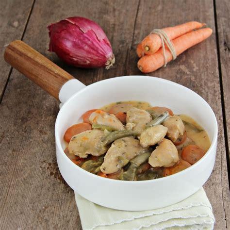 plat cuisiné regime plat cuisiné hyperprotéiné poulet à l 39 estragon et légumes