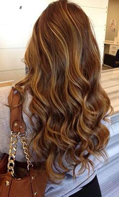 Rich Brown Hair With Caramel Highlights by 2015 Hair Color Trends Guide Simply Organic