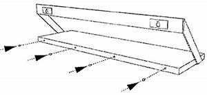 Etagere Murale Fixation Invisible : etag re murale en bois et m tal ribbon une tag re en ch ne massif sign e ethnicraft ~ Teatrodelosmanantiales.com Idées de Décoration