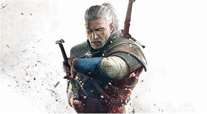 Geralt Witcher Rivia Hunt Wild Wallpapers Desktop
