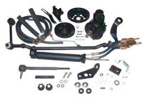 1955 1957 chevrolet power steering conversion kit