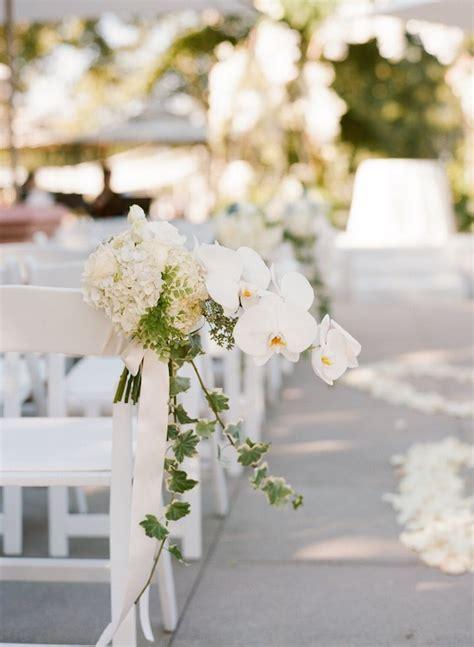 california wedding  stunning white affair modwedding