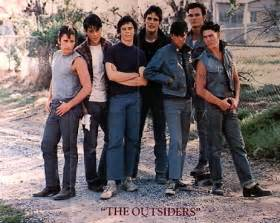 The Outsiders SoCs and Greasers Gangs