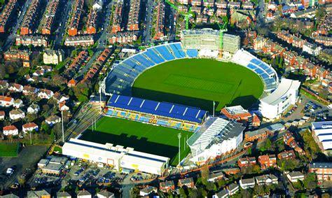 headingley cricket  rugby stadium revamp unveiled bryson