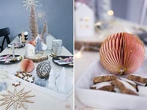 Tischdekoration Zu Weihnachten : tischdekoration zu nikolaus in grau und rosa ~ Michelbontemps.com Haus und Dekorationen