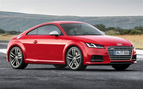 Audi Tts Coupe Hd Picture by 2014 Audi Tts Coupe Wallpapers And Hd Images Car Pixel