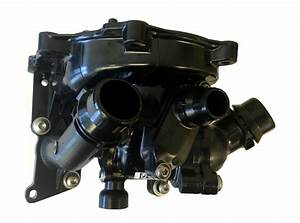 Thermostat And Housing For Vw Volkswagen Beetle Jetta 1 8l