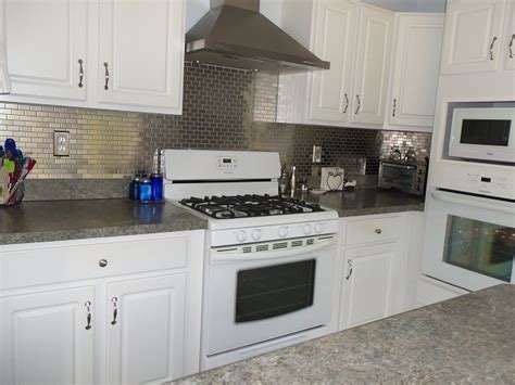 stainless steel kitchen backsplash tiles stainless steel mosaic tile 1x2 subway tile outlet 8240
