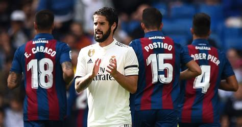 Real Madrid vs Levante live streaming: How to watch La ...