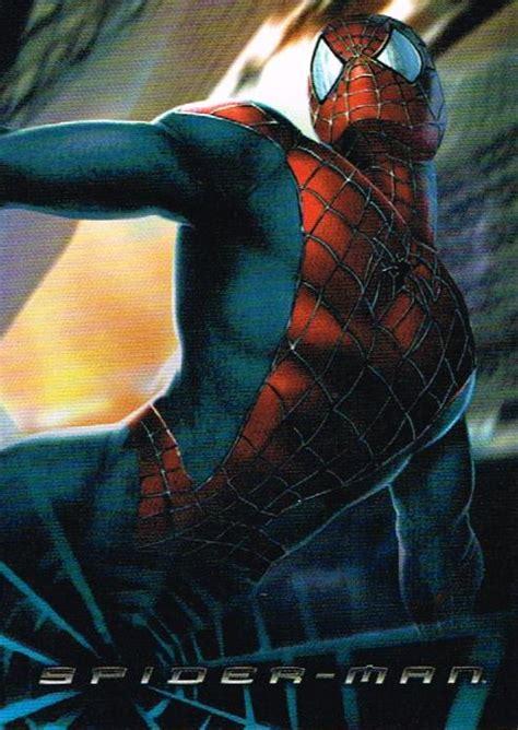 spider man fla vor ice promo  cards stickers