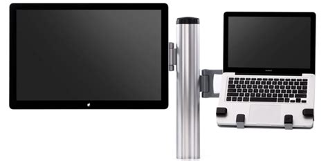 Bretford Mobilepro Desk Mount by Bretford Mobilepro Desk Mount Combo Ilounge Mac