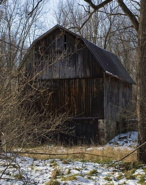 Old Barn Construction
