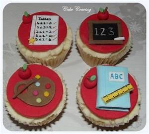 Teachers Cupcakes - CakeCentral com