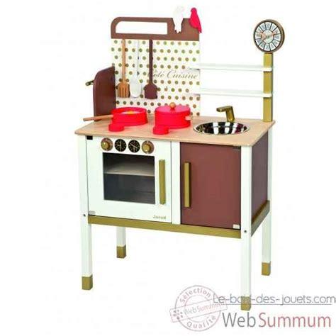 maxi cuisine mademoiselle janod achat de cuisine sur le bois des jouets