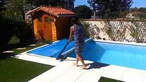 Enrouleur Bache Piscine Electrique : bache piscine zyke ~ Melissatoandfro.com Idées de Décoration