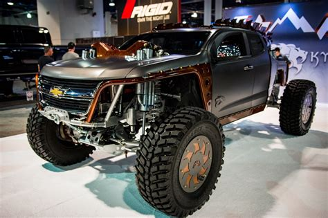 The Kymera Is The Chopped, Cummins-powered Chevy Colorado
