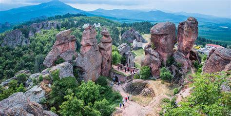 bulgaria belogradchik rocks fortress