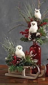 Deko Schlitten Weihnachten : die besten 25 weihnachtsdekoration ideen auf pinterest weihnachtsdekorationen urlaub ~ Sanjose-hotels-ca.com Haus und Dekorationen