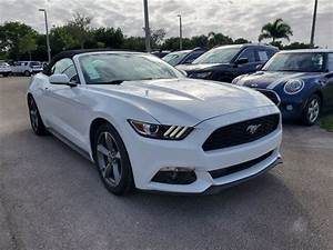 Used 2015 Ford Mustang V6 Convertible RWD for Sale Right Now - CarGurus