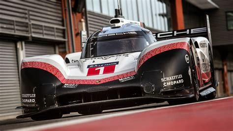 porsche  hybrid evo  faster   formula  car