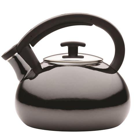 kettle tea stovetop qt whistling anolon stove glass wayfair kettles electric secure