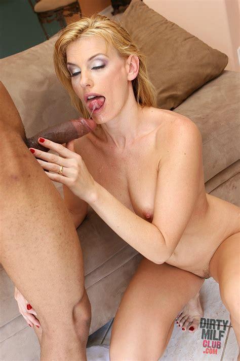 Classy Blonde Darryl Hanah Has Hot Sex With Black Guy My