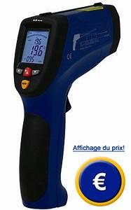 Mesureur De Distance Laser Portable : mesureur laser pour temp rature double rayon laser pce ~ Edinachiropracticcenter.com Idées de Décoration