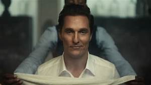 Matthew McConaughey Promotes the 2017 Lincoln MKZ without ...