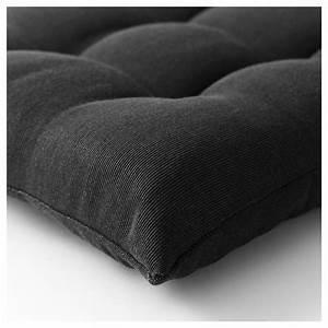 Ikea Coussin De Chaise : h ll coussin de chaise ext rieur noir 50 x 50 cm ikea ~ Teatrodelosmanantiales.com Idées de Décoration